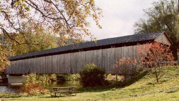 Covered Bridge Downsville