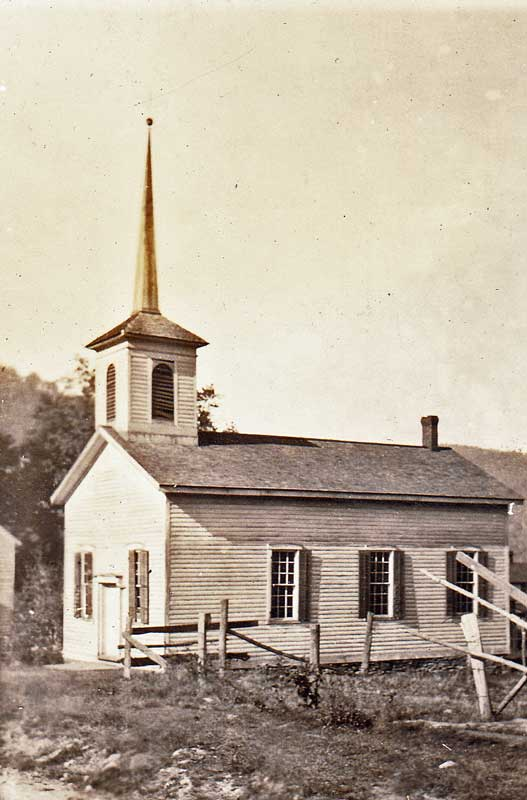 Gregorytown church